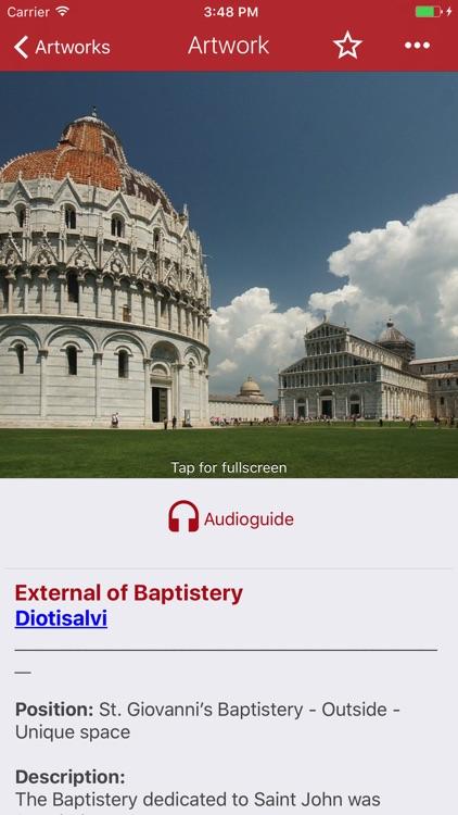 Pisa Miracles Guide screenshot-3