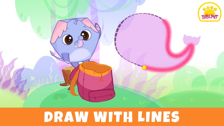 Bibi Jungle: Games for Toddler