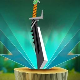 飞刀酷跑-跳跳刀剑小游戏
