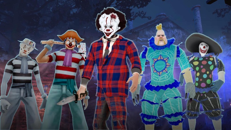 Horror Clown Survival Island