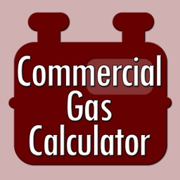 Commercial Gas Calculator