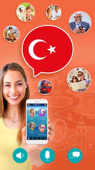 Screenshot of Impara il turco – Mondly1