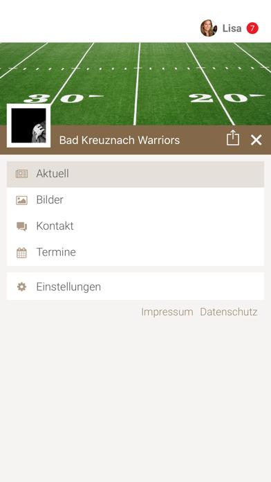 点击获取Warriors Bad Kreuznach