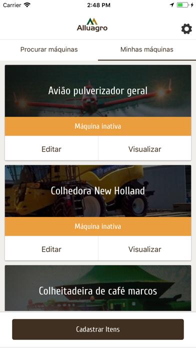 Alluagro screenshot three