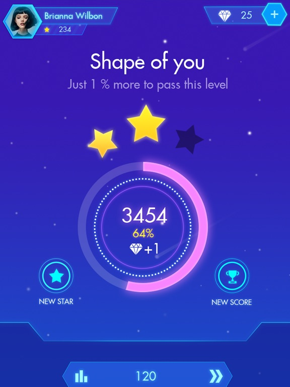 Magic Twist - Piano Hop Games screenshot 7