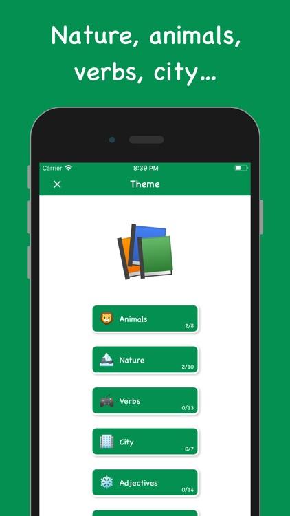1M vocabulary builder screenshot-3