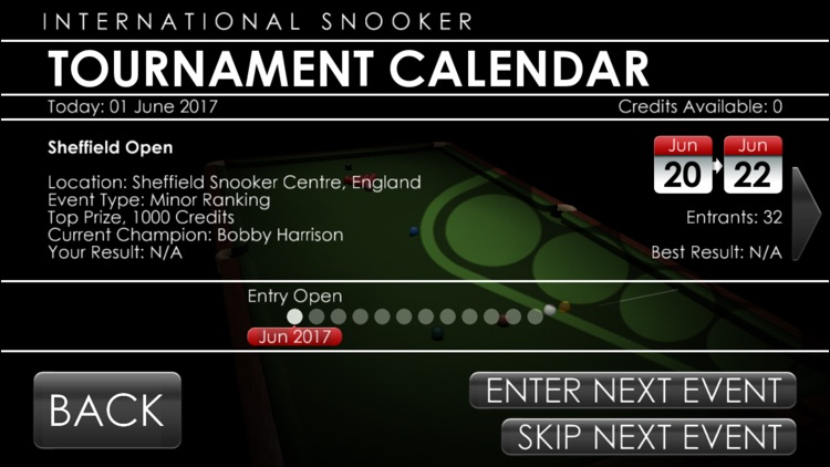 International Snooker Career screenshot-4