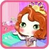 可爱公主娃娃屋设计-布置小房间游戏