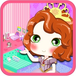 Decoration Princess Doll House