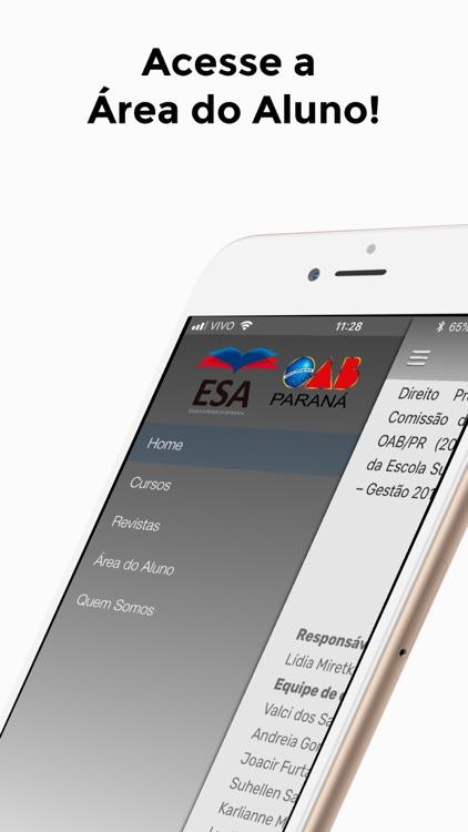 ESA - OAB-PR screenshot-4