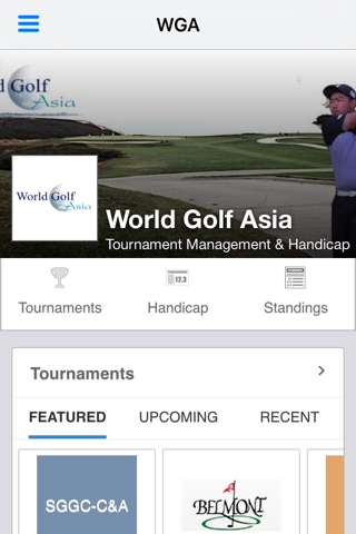 World Golf Asia - náhled