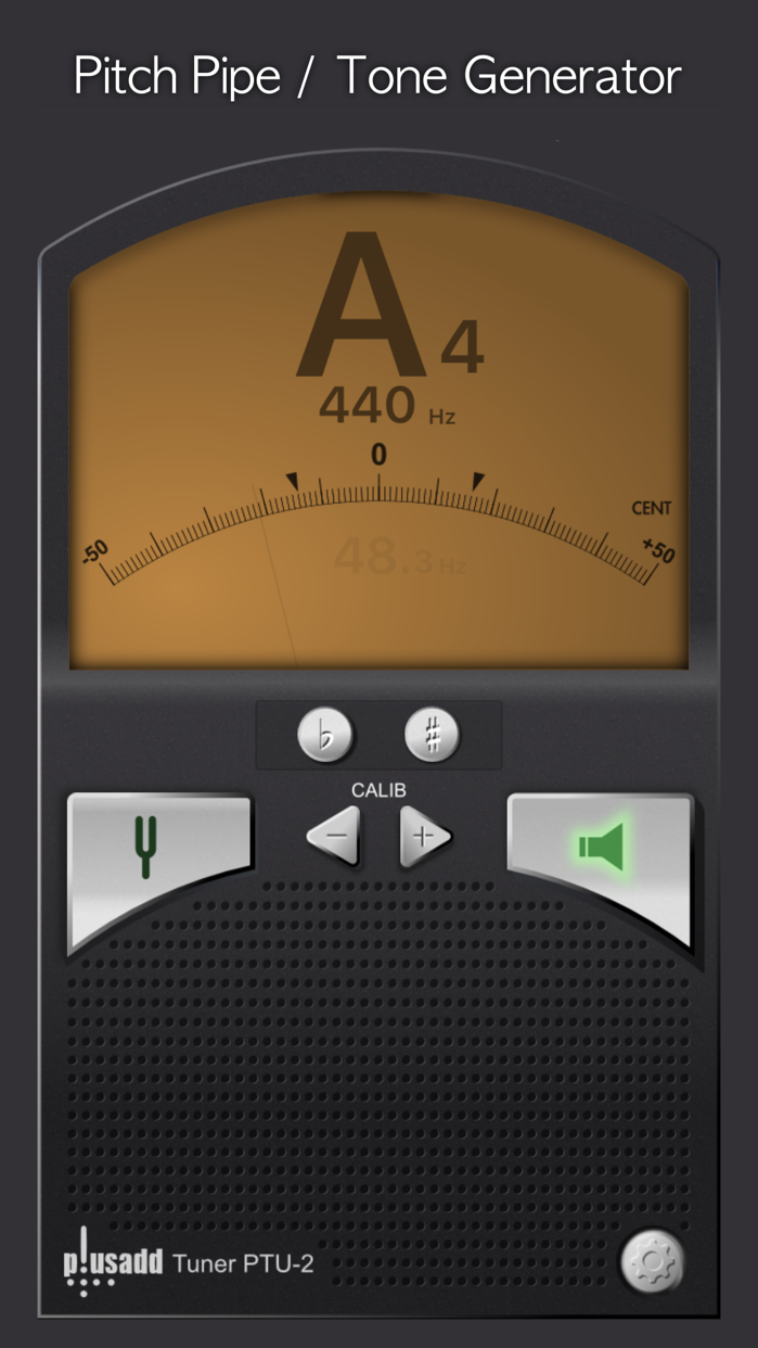 Tuner Lite by Piascore Screenshot