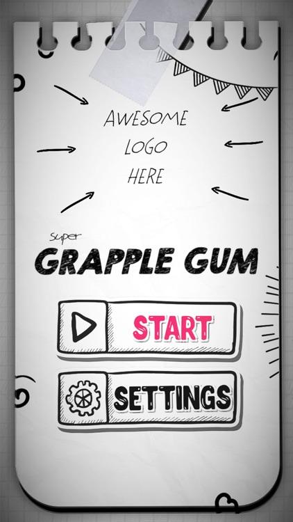 Grapple Gum-Drag to Dash screenshot-0