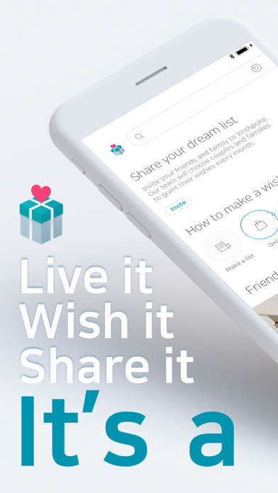 Wishpoke: Gifting Made Easy screenshot one