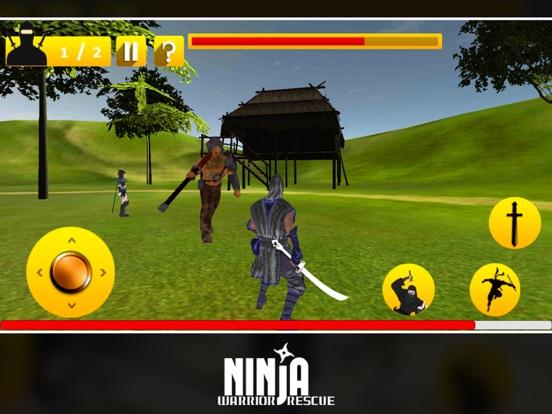 Ninja Warrior Rescue screenshot 6