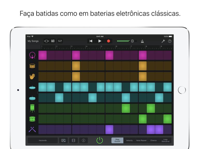 iPad Captura de tela 1