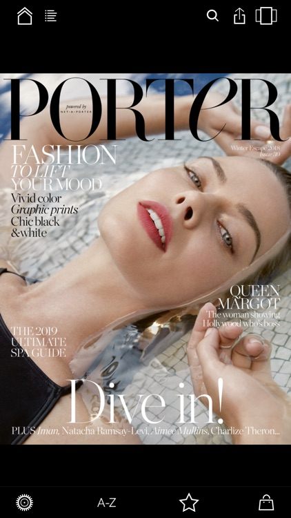 PORTER magazine Global