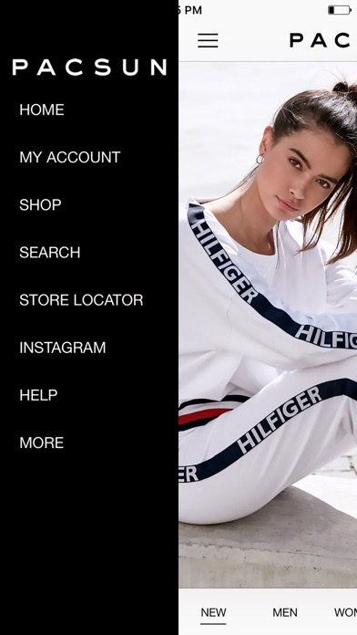 Screenshot for PacSun in United States App Store