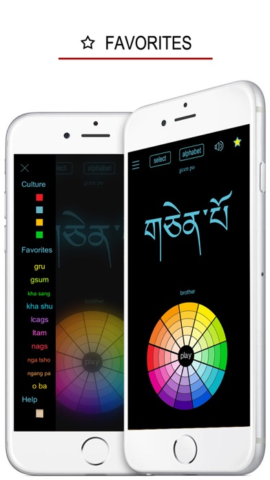 Tibetan Words & Writing screenshot 3