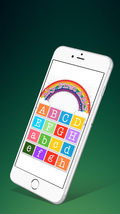 My First ABC Alphabets screenshot-0