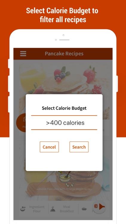 Pancakes -Easy Pancake Recipes screenshot-4