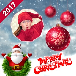 Christmas Photo Editor HD