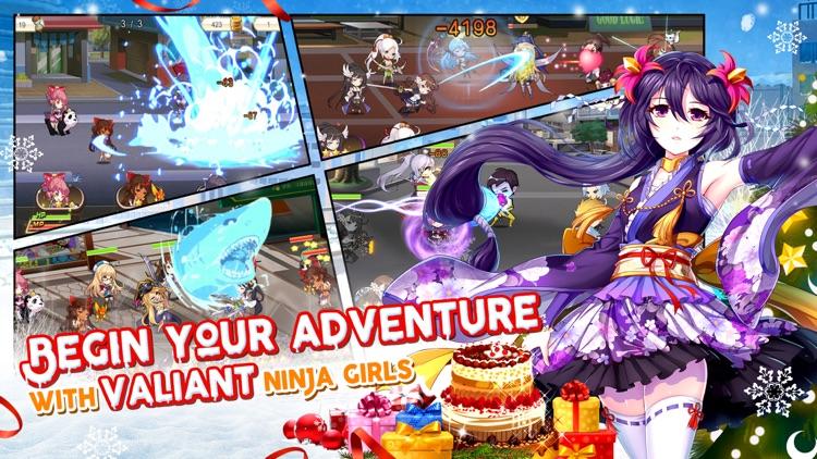 Ninja Girls: Reborn