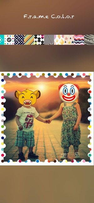 Emoji Camera - unique filters Screenshot
