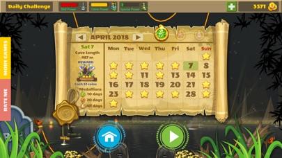 Rope Heroes : Hole Runner Game screenshot 3