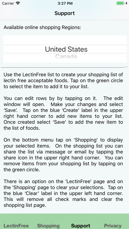 LectinFree Allowable Food List screenshot-8