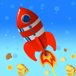 Rocket Coin - Sky is the limit