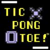 Nathan Lane - TIC PONG TOE!™ artwork