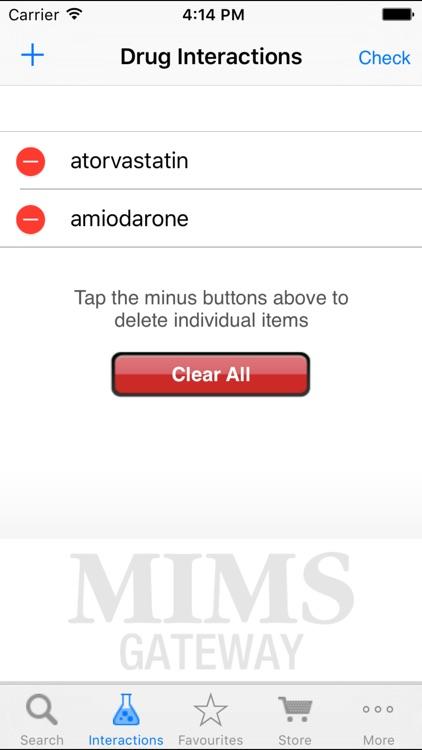 MIMS Gateway Mobile (Malaysia) screenshot-3