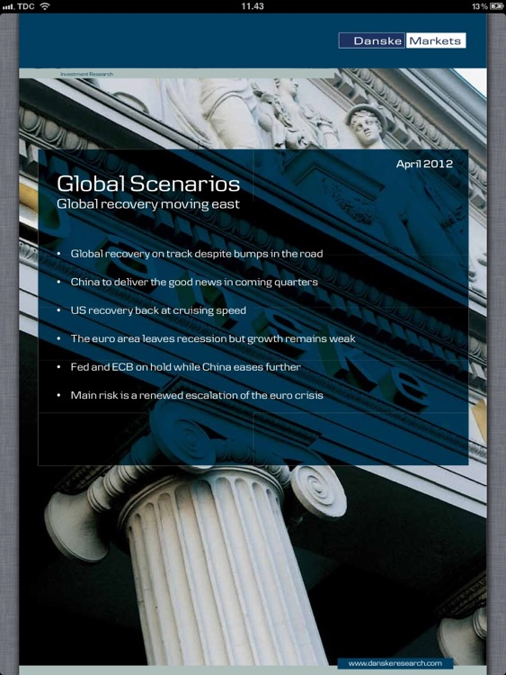 Danske Bank Research for iPad screenshot-3