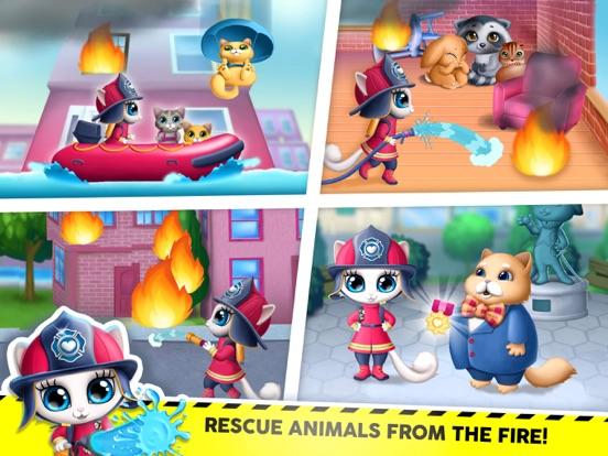 Kitty Meow Meow City Heroes screenshot 11