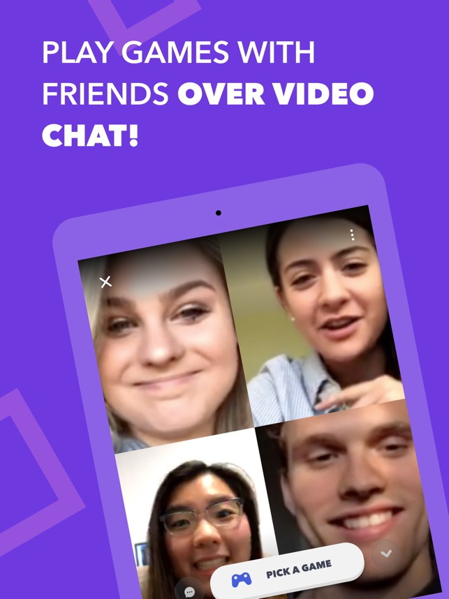 games to play over video chat
