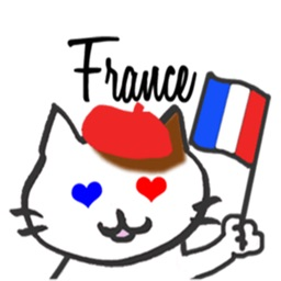 Les Chats Parisiens stickers
