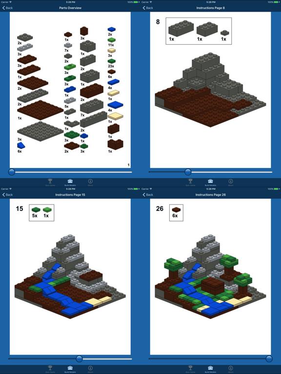 BrickCraft - Models and Quizのおすすめ画像4