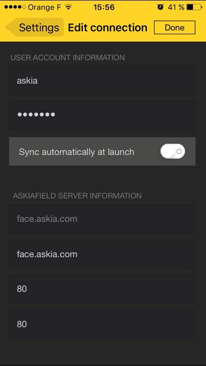 AskiaFace screenshot-4