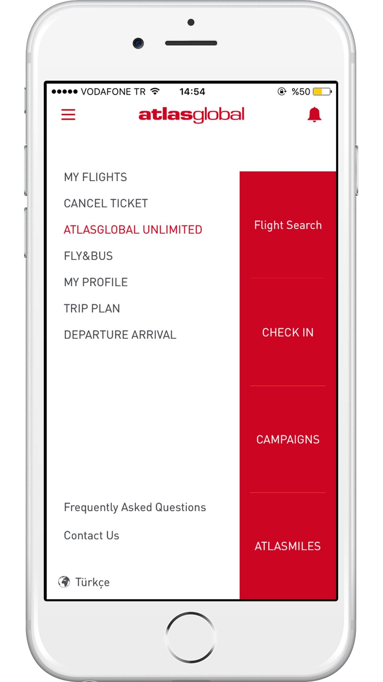 Atlasglobal Screenshot
