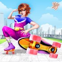 Codes for Roller Skating Girl Dress up Hack