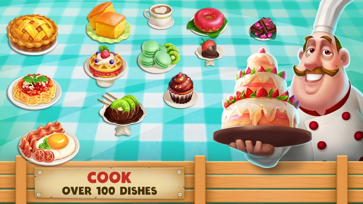 Cooking Country™: My Home Cafe screenshot-4