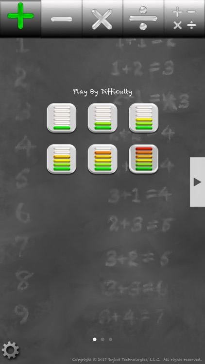 FlashToPass Math Flash Cards screenshot-1