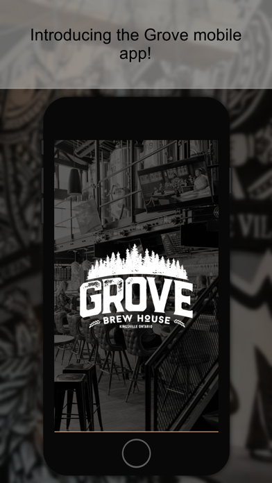 Grove Brew House screenshot one
