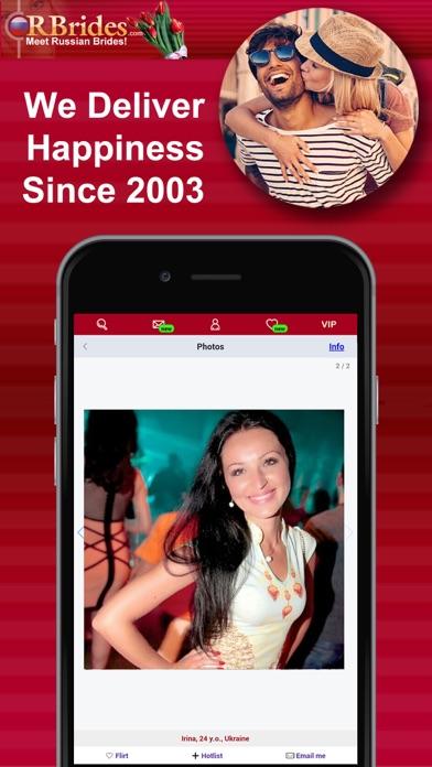 RBrides Online Dating screenshot 3