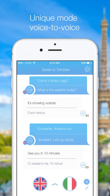 Voice Translator iRocks screenshot-4