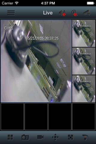 VT-Live - náhled