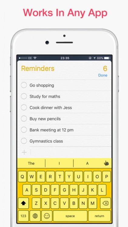 Magic Emoji Keyboard Skins screenshot-4