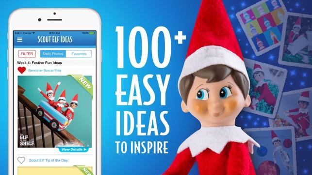 The Elf on the Shelf® Ideas on the App Store c209b2db9