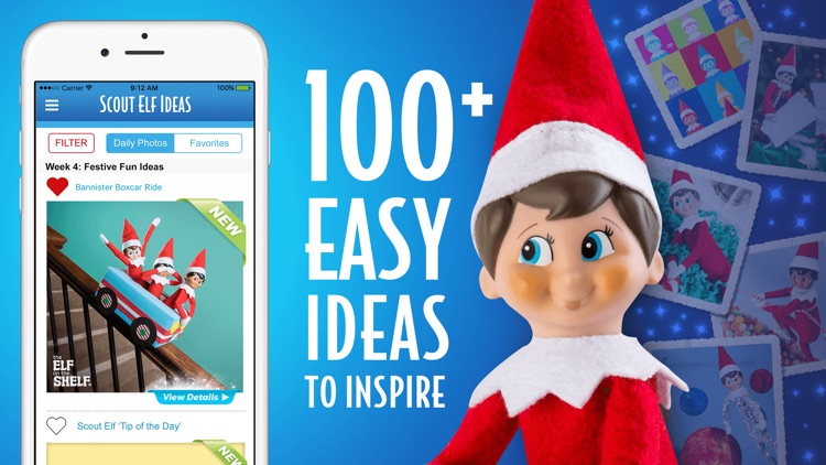 The Elf on the Shelf® Ideas screenshot-0